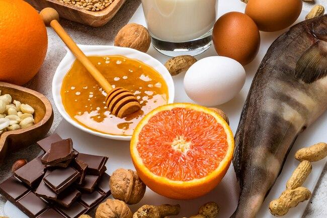 چه غذاهایی برای تنگی نفس مفید است؟