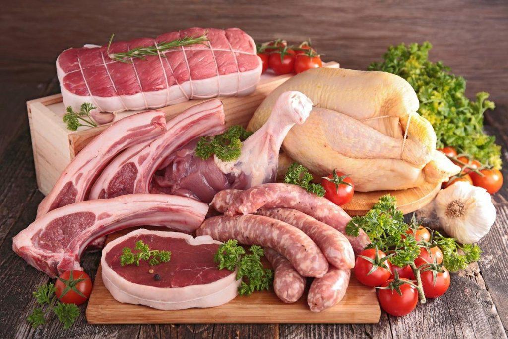مصرف گوشت در دوران بارداری