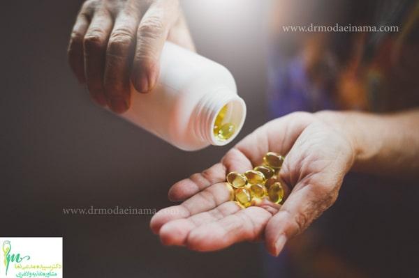 مصرف-قرص-ویتامینd--